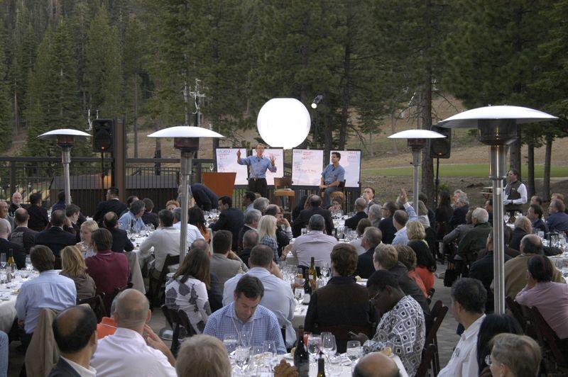 John Doerr and Dean Kamen crowdsourcing the Big Questions